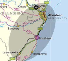 We service the North-East of Scotland and provide a 24-48 hour collection and delivery service